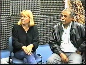 Ester Urban y Raul Chavez