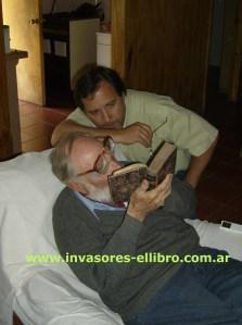 Alejandro Agostinelli con Kittl Duclout