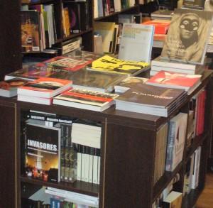 Invasores en Librería Prometeo (Palermo Viejo, Buenos aires)