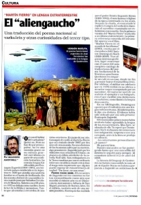 Aliengaucho en Noticias